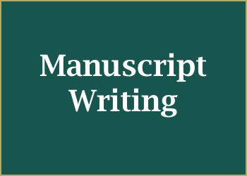 M writing